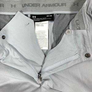 Under Armour Pants - Under Armour Men's Gray Pants size 34